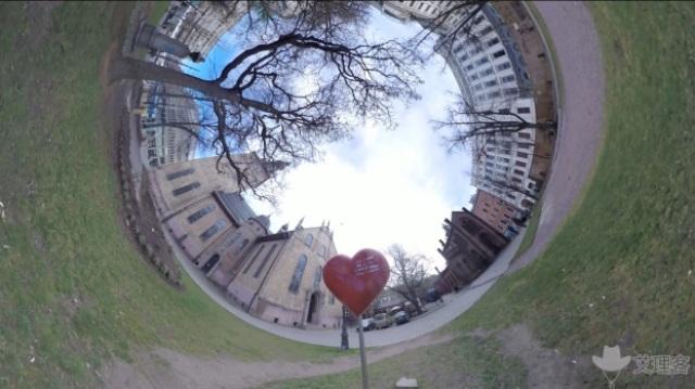 VR视频看挪威奥斯陆