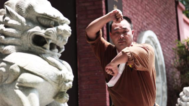 八段锦大师——是武痴还是功夫熊猫