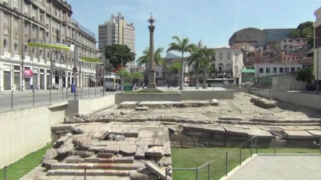 世界遗产巡礼:瓦隆古码头考古遗址