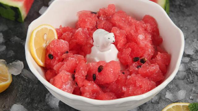 格兰尼它西瓜冰糕,冰爽花样吃瓜