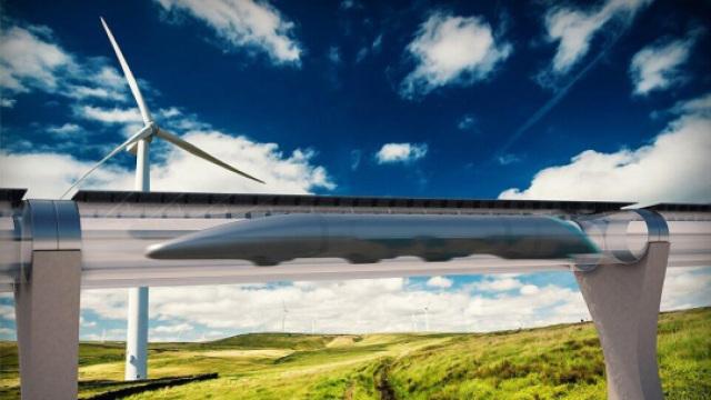 比磁悬浮更加黑科技的高铁项目