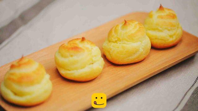 在家做泡芙,几个小技巧简单做出!