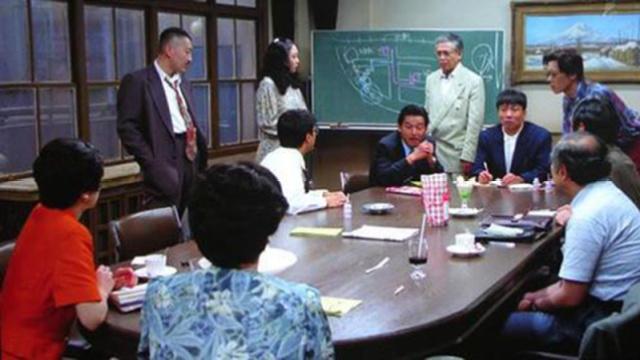 超反转日版经典推理片《十二怒汉》