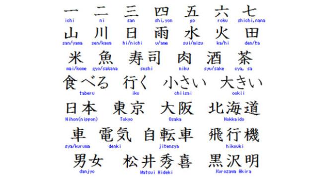 为什么日本文字里有中国汉字?