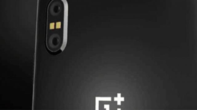 一加6概念手机渲染图骁龙845全面屏
