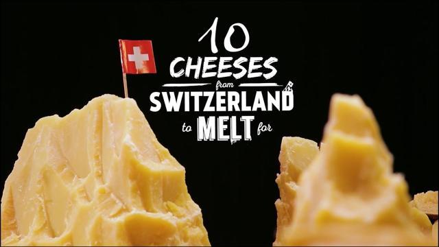 10款奶酪高能诱惑!芝士就是力量