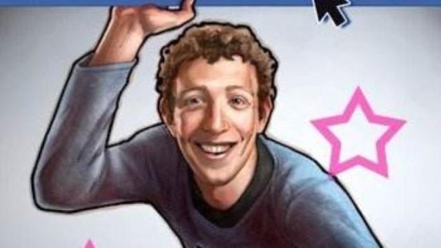 Facebook市值为何逼近5千亿美元?