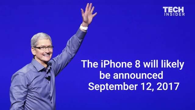 iphone8 亮点大曝光,无线充电亮眼
