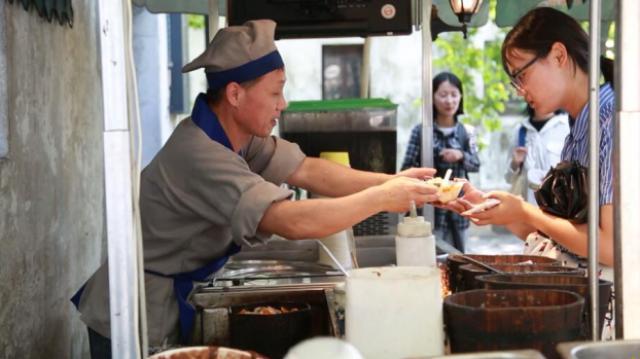 赤豆小圆子,传统小吃真材实料