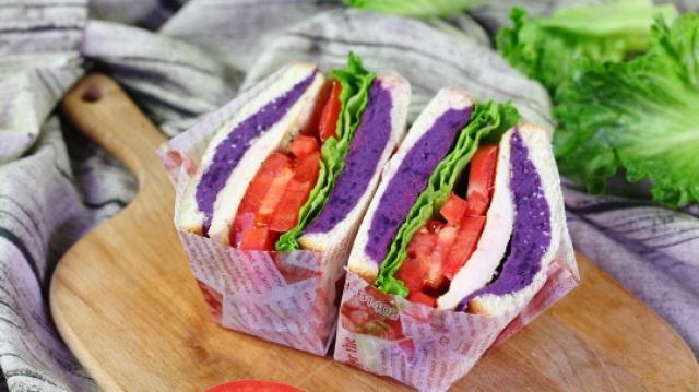 三明治花式吃法,胜过任何早餐!