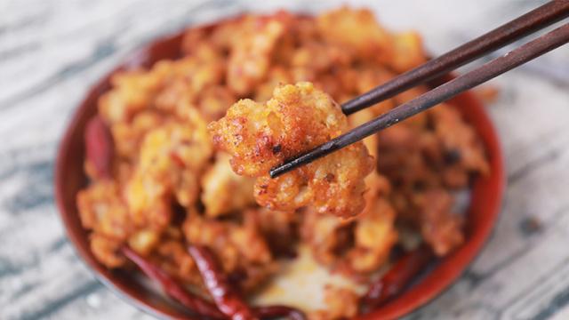 好吃到炸的豆瓣鸡, 做法竟如此简单