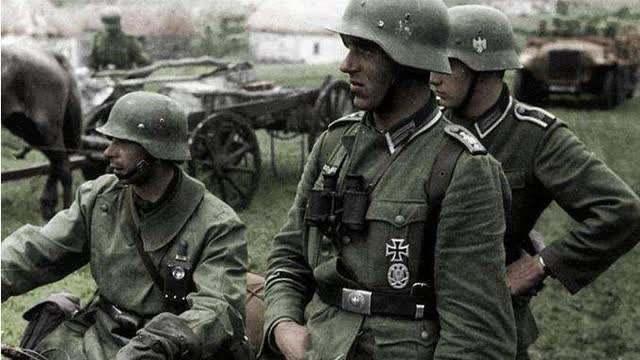 二战中德国最怕这三个国家!