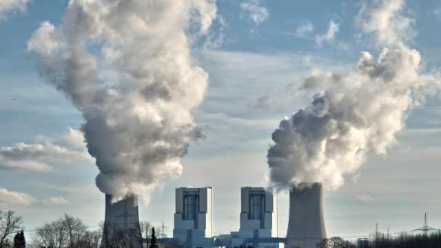 科普:火电厂的大烟囱其实是干啥?