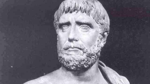 """他为什么被称为""""科学和哲学之祖"""""""
