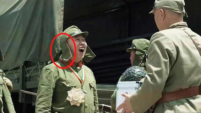 """为啥日本兵的帽子有一对""""屁帘""""?"""