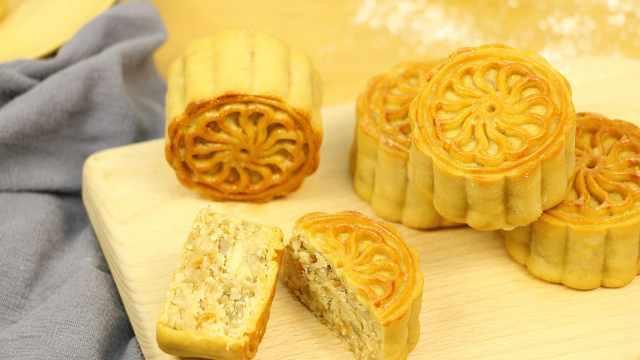 五仁月饼难吃?因为你吃的是假五仁