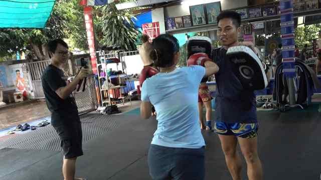 原来在泰国泰拳是这样炼成的