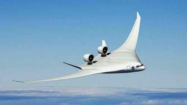 """未来飞机  随时随地打""""飞的"""""""