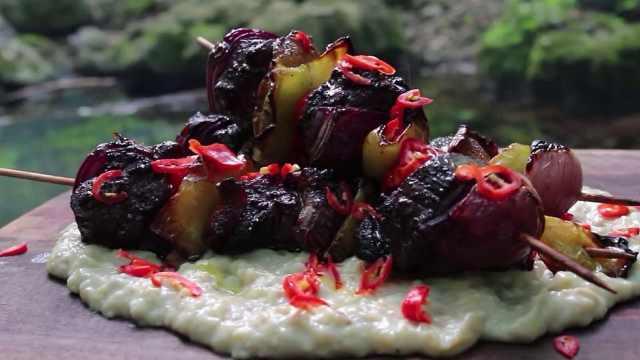 花式烤串,简单而不失美味!