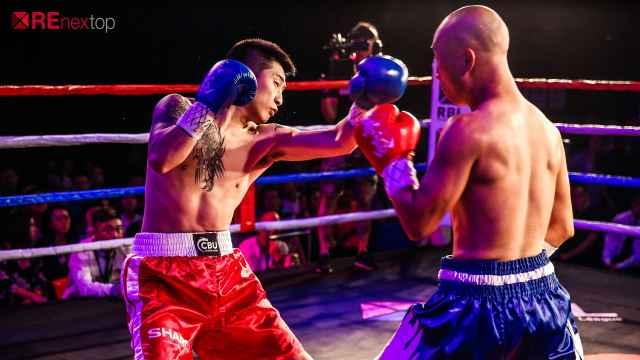 曾多次连胜独臂拳手惨遭TKO!