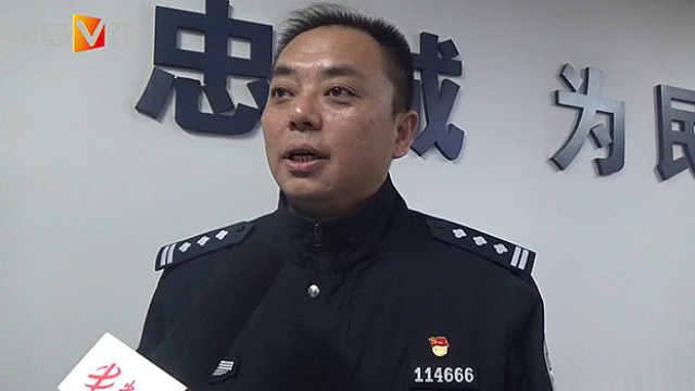 青岛最美警察候选人:孙大宇