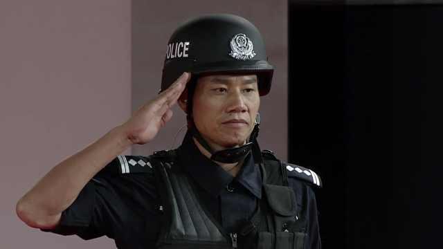 缉毒警执行任务时须穿7公斤防弹衣