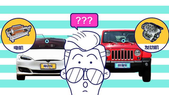 电动汽车和燃油车,哪个更值得买?