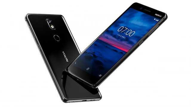 诺基亚正式发布Nokia 7