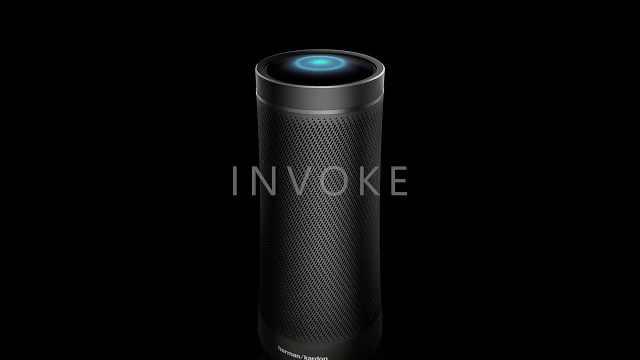 微软发布智能音箱,挑战谷歌亚马逊