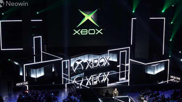 Xbox初代游戏加入Xbox One向下兼容