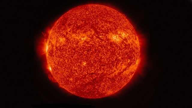 宇宙无氧气,为什么太阳还能燃烧?