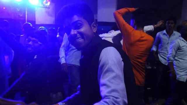 实拍:最接地气印度婚礼原来是这样