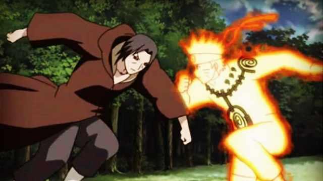火影忍者哪个幻术最强?完虐卡卡西