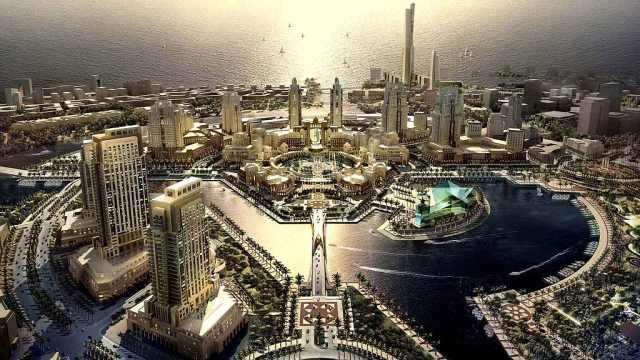 沙特土豪花5000亿,打造沙漠都市!