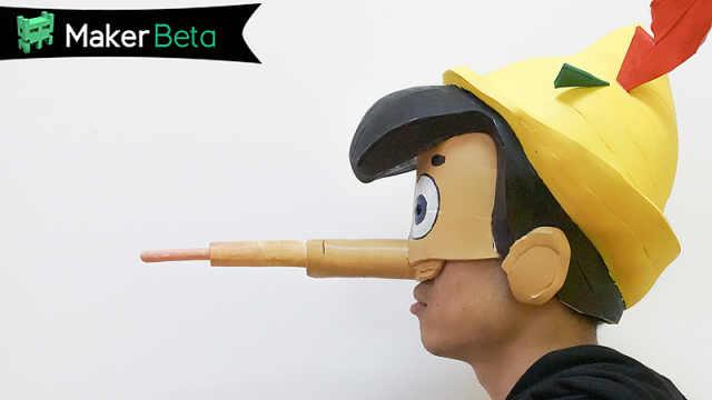 史上最牛测谎仪,说假话鼻子就变长