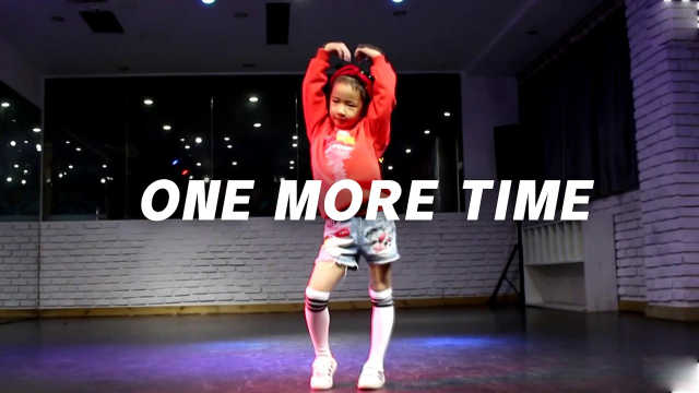 top编舞《one more time》