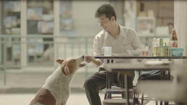 泰国,广告拍的比电影还牛