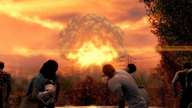 如果原子弹爆炸,怎么做能活下来?