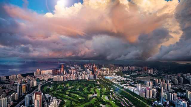 深圳:牢记嘱托这五年!