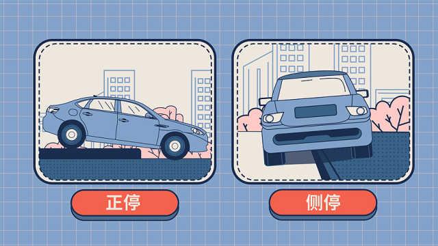 没车位能不能把车停在马路牙子上?