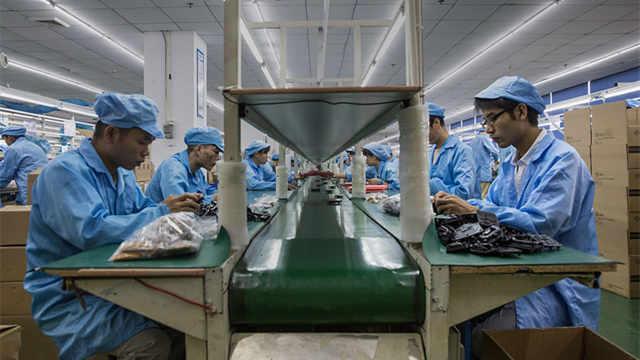 工厂工资那么低为什么很多人还不走