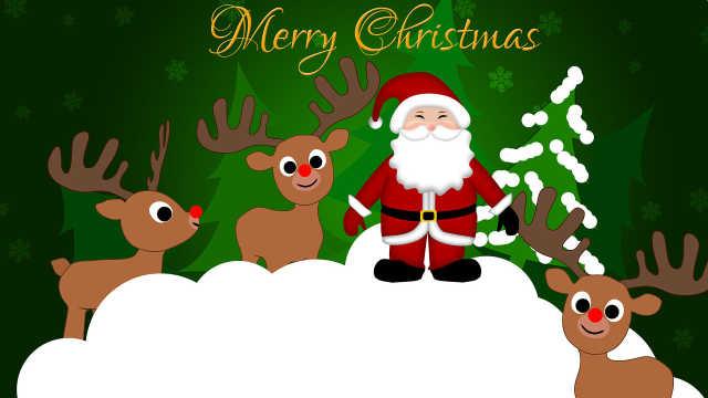 准爸爸如何做一位优秀的圣诞老人?