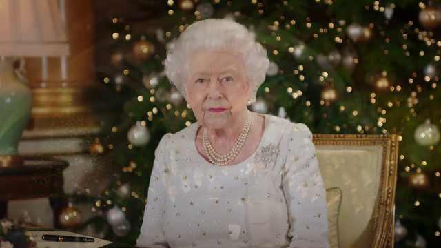 2017年度英国女王圣诞贺词