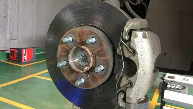 刹车异响该如何解决?