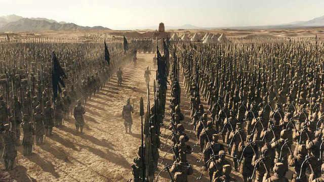 500特种兵能否对抗古代10万大军?