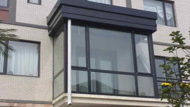 4步结构阳台窗,轻松了解门窗结构