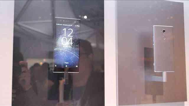 索尼新手机 Xperia XA2 上手