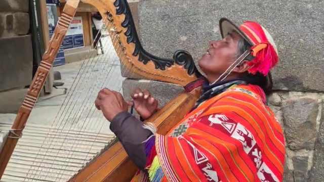 秘鲁印加神庙前的歌,你有听过吗?
