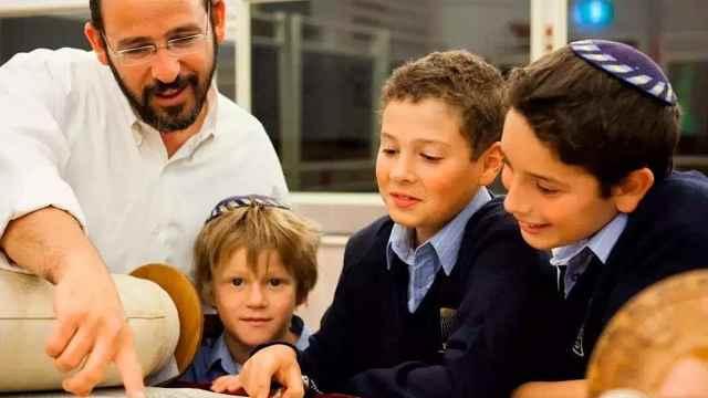 犹太民族是这样教育孩子的