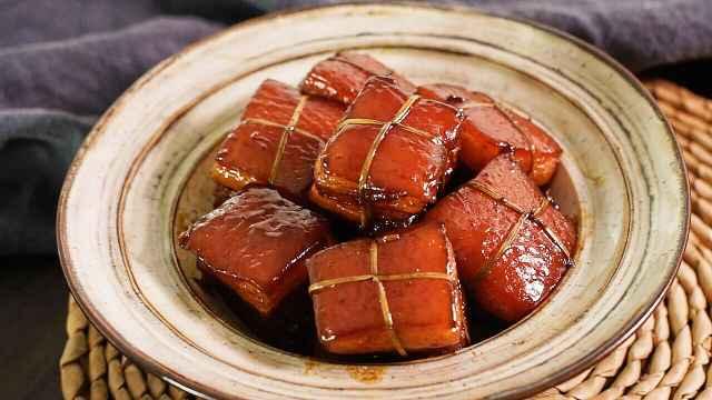 阿婆红烧肉,一碗温暖的味道